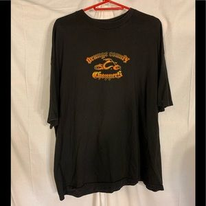 Orange County choppers 3xl men's shirt with logo